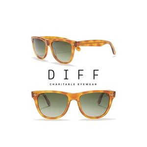 Diff Eyewear Kota 52mm Sunglasses